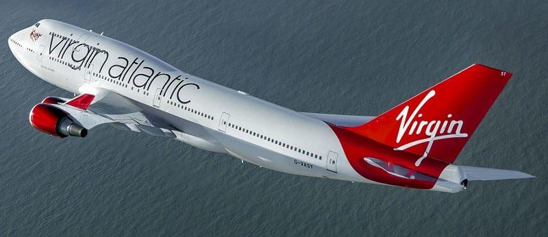 Resultado de imagem para Virgin Atlantic