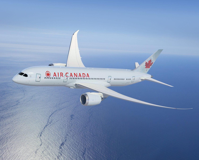Air Canada irá operar voo de Ottawa para Londres-Heathrow com Dreamliner