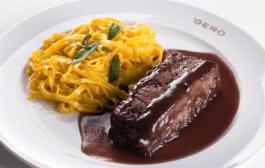 Restaurante Gero Brasília apresenta o novo Menu Mezzogiorno