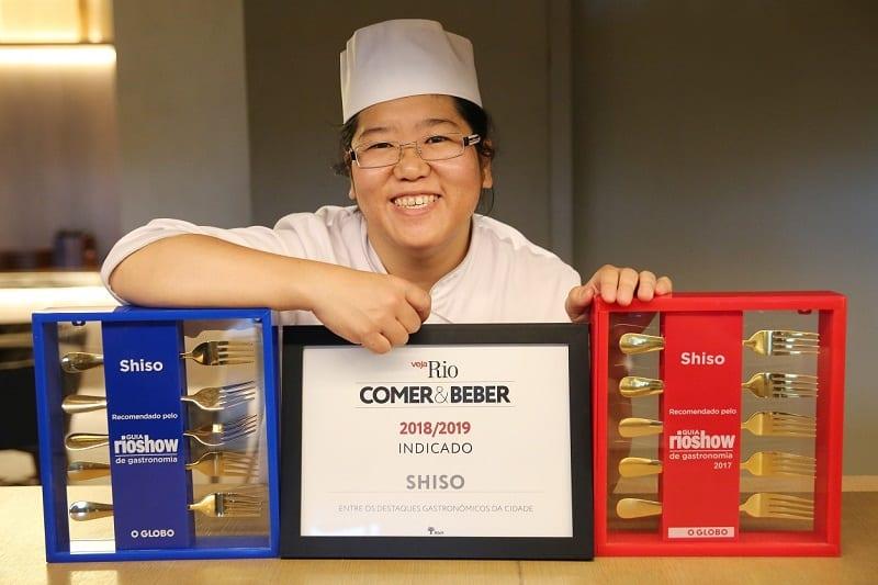 Experiência Shiso – o melhor da gastronomia premiada