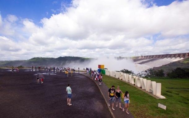 Complexo Turístico Itaipu recebe 43.906 visitas em agosto e turismo local sobe 10%