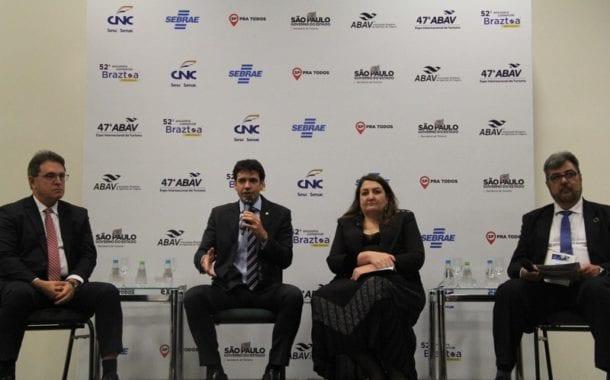 Autoridades discutem importância da reciprocidade na ABAV Expo