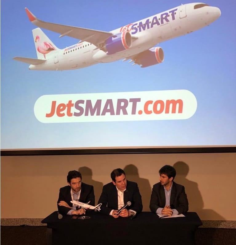 JetSMART começa operar no Brasil em dezembro deste ano