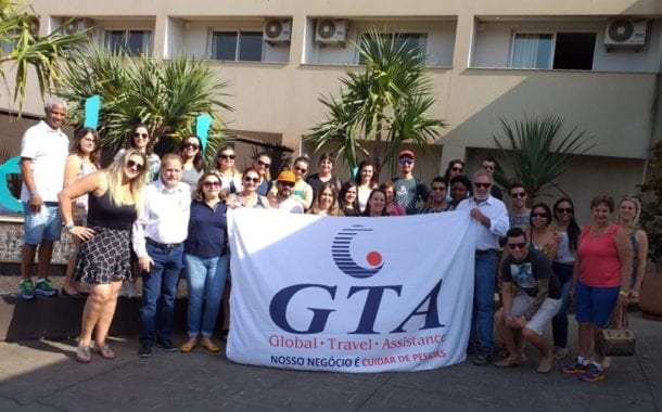 GTA capacitou 40 agentes em parceria com o Hot Beach Olímpia