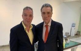 Eraldo Alves Cruz e novo Embaixador do Rio de Janeiro
