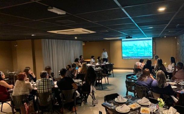 E-HTL Viagens promove roadshow em Goiânia com 40 agentes