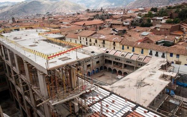 Justiça ordena demolição de hotel de luxo em construção sobre patrimônio Inca