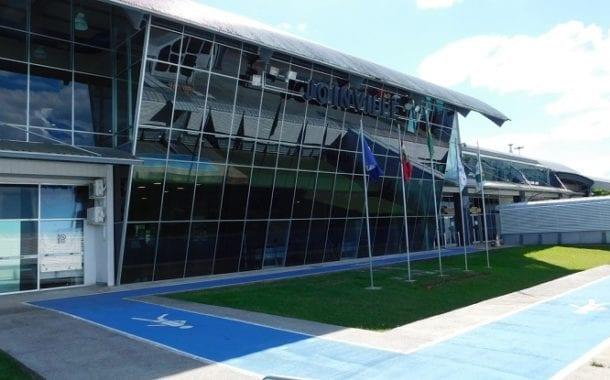 Aeroporto de Joinville ultrapassa marca de 50 mil passageiros