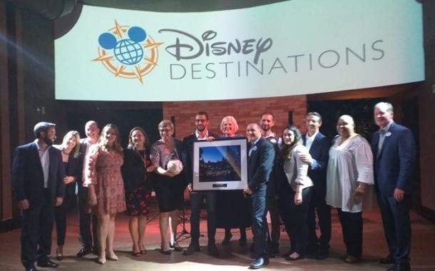 Disney Destination realiza premiação de parceiros operadores em São Paulo