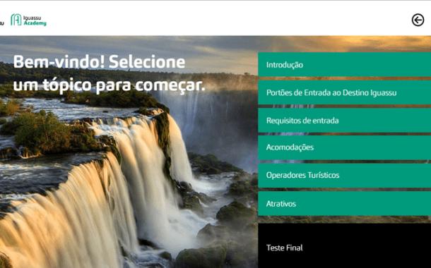 Curso gratuito de EAD para agentes e operadores de turismo é oferecido pela Destino Iguassu