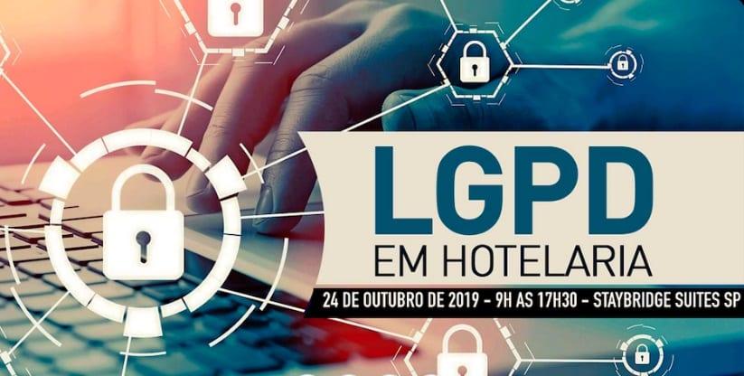 Hotelier News promove seminário sobre a Lei Geral de Proteção de Dados