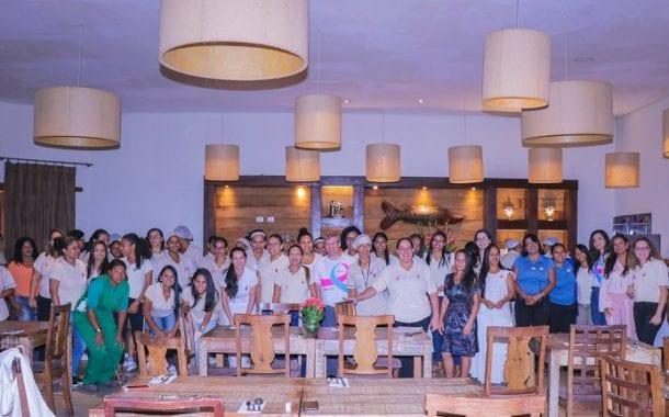 La Torre Resort Porto Seguro-BA implementa ação de saúde para Outubro Rosa