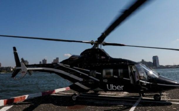 Em breve será possível pegar helicóptero do Uber em Nova York